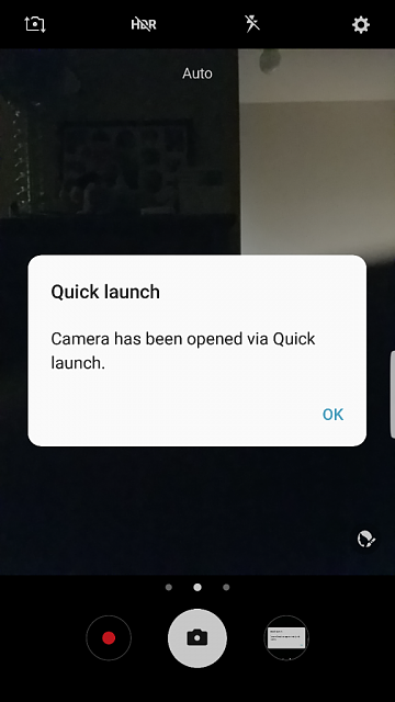 """ Camera has been opened via Quick  launch"" Message alway appearing.-screenshot_20160827-080103.png"
