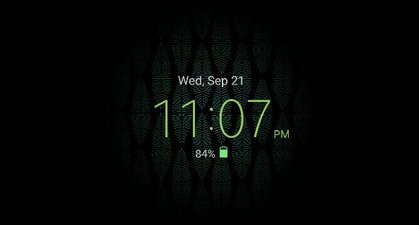 Always on Display has gone from beautiful to ugly with green battery icon-748.jpg