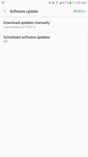 "All of the sudden ""updates"" section is different + battery problem!-screenshot_20160929-115542.jpg"