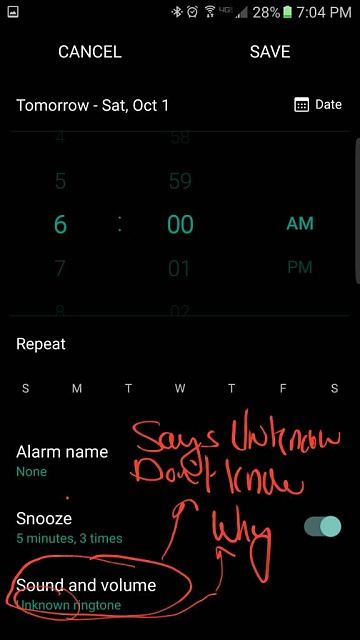 Alarm clock issue with Note 7-1475276800331.jpg