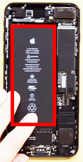 Replacement Note 7 explodes.... on a plane-iphone7battery.jpg
