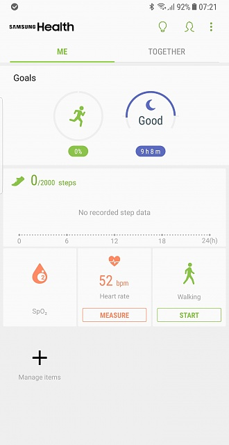 S health sensor issues? - Android Forums at AndroidCentral com