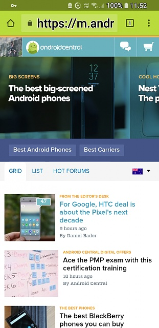 Good app for ad blocking in Samsung Browser - Android Forums at