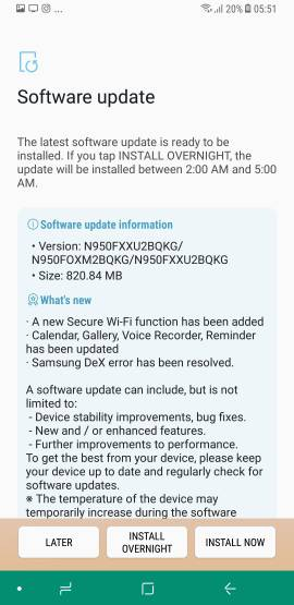 Note 8 December update rolling out in India-25409.jpg
