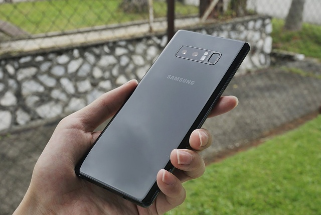 Nearly 6 months on and with an S9 on pre-order, how has the Note8 held up?-psfix_20180302_124606.jpeg