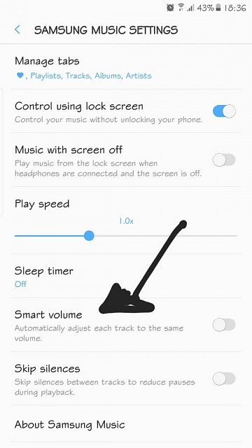 Music Volume Levelling - Android Forums at AndroidCentral com