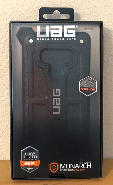 new product e3742 a0a9f UAG Monarch in transit - Android Forums at AndroidCentral.com