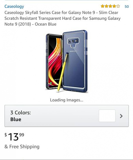 super popular 55984 7d1c0 Caseology Skyfall - feedback (not very good) - Android Forums at ...