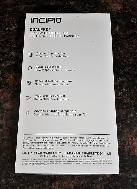 [REVIEW] Incipio DualPro for the Samsung Galaxy Note 9-20180919_215957.jpg