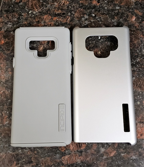 new styles 1d2ad d1224 REVIEW] Incipio DualPro for the Samsung Galaxy Note 9 - Android ...