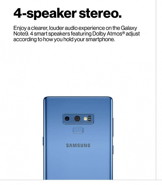 what's with this? Verizon NO speakers - Android Forums at