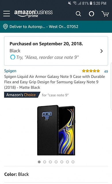 Got my Note 9 yesterday ❤️-20180925_172110.jpg