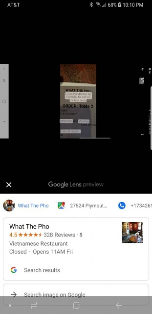 Is anybody having problems with text recognition through Bixby on your phone?-screenshot_20180927-221028_photos.jpg