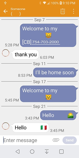 Long Text Messages - Android Forums at AndroidCentral com