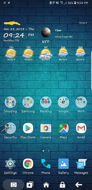 Share your Note 9 home screen!-20181129_212507.jpg