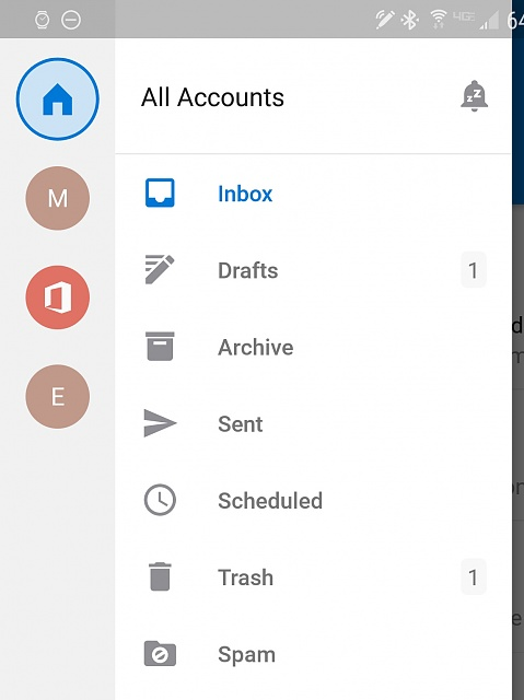 Is anyone else having issues with Samsung Note9 and Outlook crashing?-outlook-mail-app.jpg