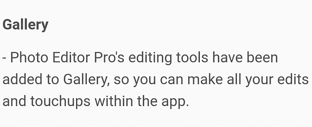 noticed that photo app doesn't have the pro version for editing-smartselect_20190204-232931_samsung-members.jpg