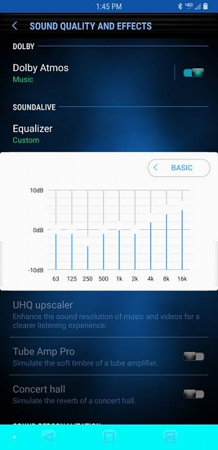 Best music app that works well with note 9 - Android Forums at