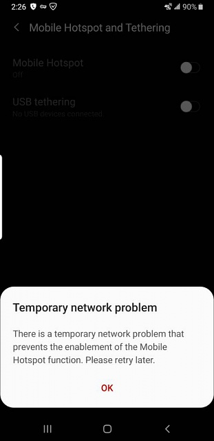 Any Common Issues With Android Pie Update?-screenshot_20190307-022637_tethering-20provision.jpeg