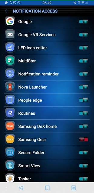 Note 9 reports loss of notification access for Gear app upon switching watches.-screenshot_20190608-064947_settings.jpg