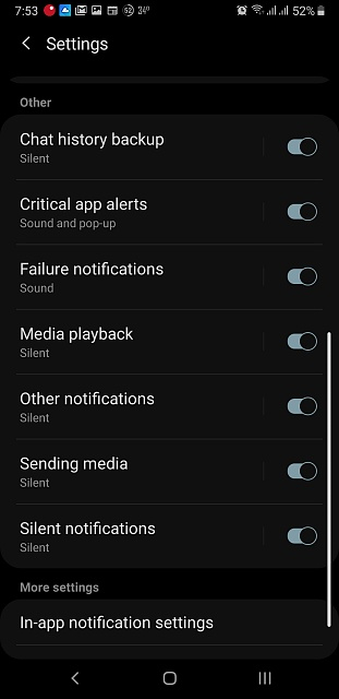 Whatsapp Video Call Not Waking Screen (Among other issues