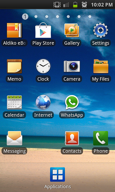 How to change apps on the home dock android forums at for Apps to change photos
