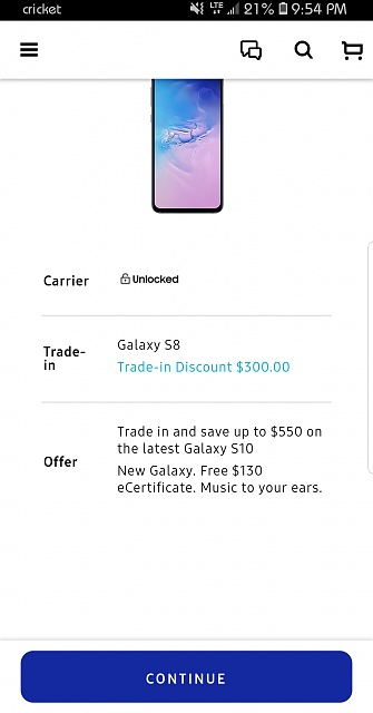 Galaxy buds gift SOLD OUT-smartselect_20190226-215452_shop-samsung.jpg