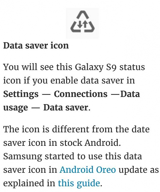 What's this icon in my notification tray? - Android Forums