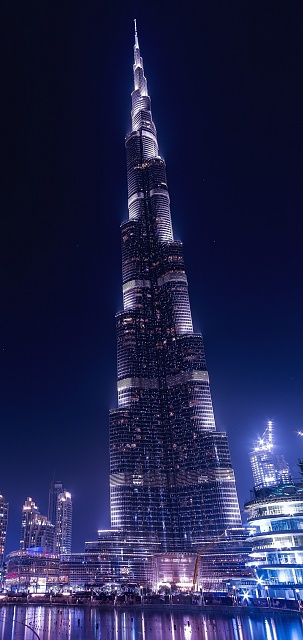 Samsung Galaxy S10+ Plus Cool Wallpapers - Post them Here.-burj-khalifa-dubai-night-hn-1080x2280.jpg