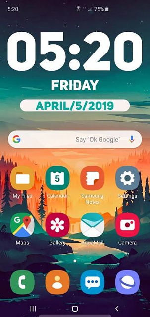 Share your home screen setups.-screenshot_20190405-172007_one-20ui-20home.jpeg
