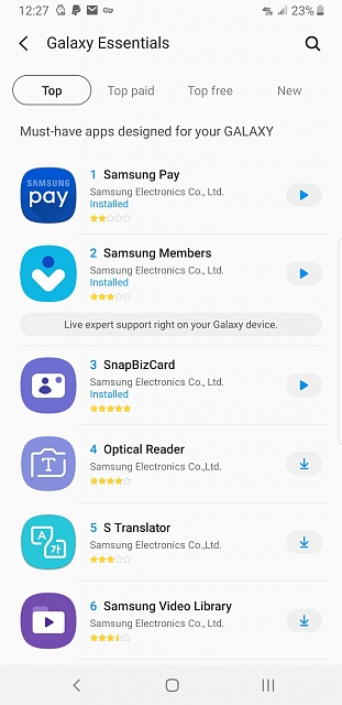 How to scan business cards to contacts - Android Forums at