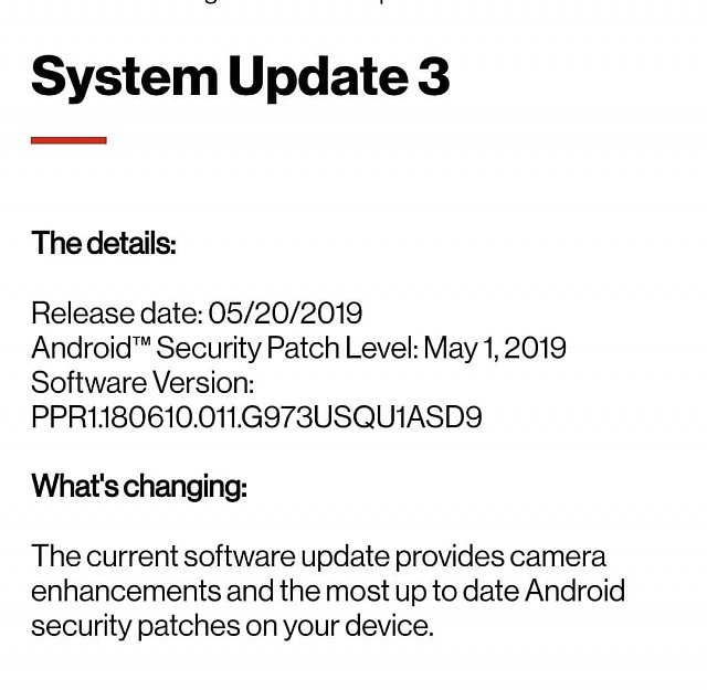 Verizon System Update 3 - Is this the May update?-fb_img_1558427352030.jpeg
