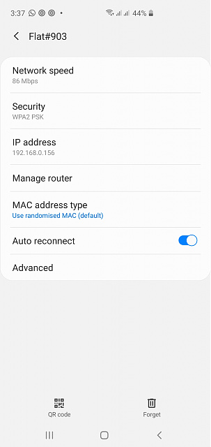 VPN connects fine on 4G but will not connect on Wifi on my Galaxy S10+ phone-screenshot_20200221-153800_settings.jpg
