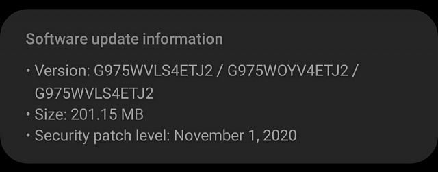 Rogers, November 1 Security Update this morning-20201124_065243.jpeg