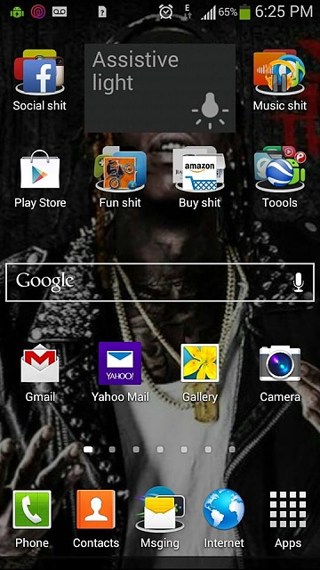 Home screens... Let's see what you got.-phone.jpg