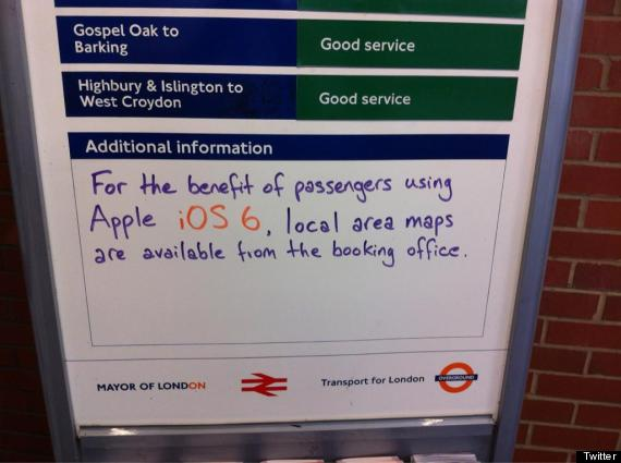 Transport For London has a laugh at Apple's expense... GS3 users happily went on there way-funny.jpg