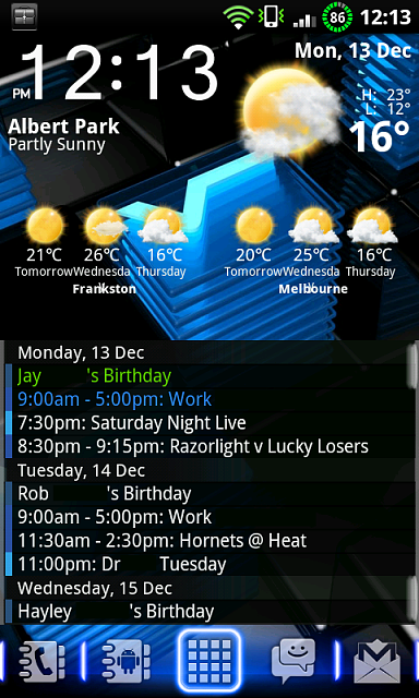 3-day Weather Widget-snap20101213_121338.png