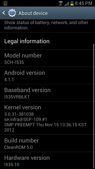 I hope everyone is enjoying Jelly Bean on their Galaxy S3's...-uploadfromtaptalk1354645539404.jpg