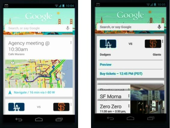 """Google Now - How to let the """"Google"""" picture show at the top-uploadfromtaptalk1354658196773.jpg"""