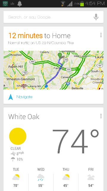 "Google Now - How to let the ""Google"" picture show at the top-uploadfromtaptalk1354658212734.jpg"