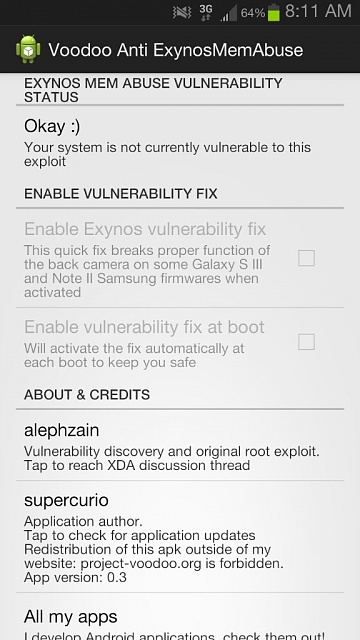 Galaxy S3 Security Vulnerability - Android Forums at AndroidCentral com