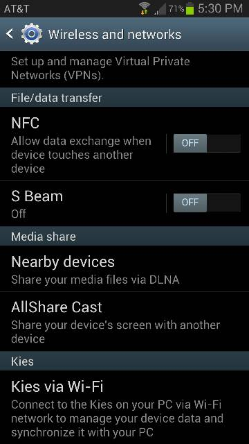 DLNA, NFC and various other Connectivety-uploadfromtaptalk1356388338824.jpg