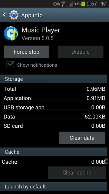 Stock Music Player Galaxy S3 Jelley Bean Android Forums