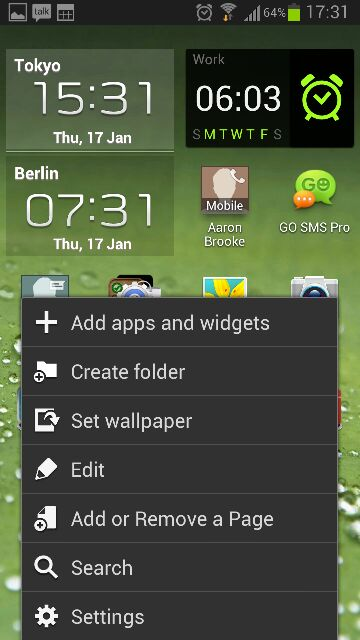how to delete apps on samsung galaxy s3
