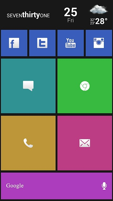 Home screens... Let's see what you got.-uploadfromtaptalk1359160426751.jpg