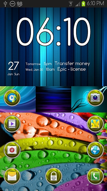 Home screens... Let's see what you got.-screenshot_2013-01-27-18-10-53.jpg