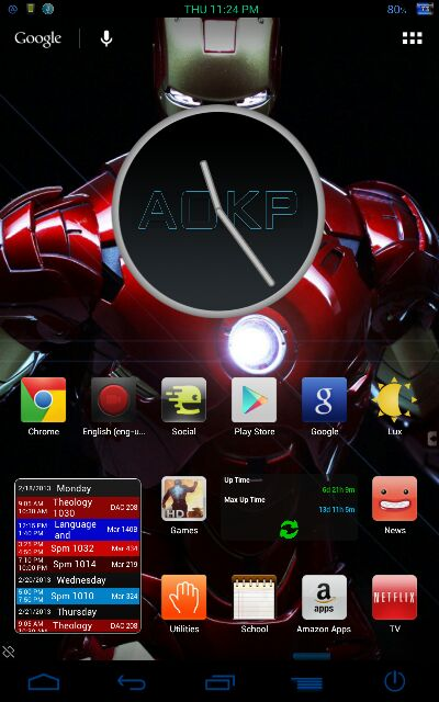 Home screens... Let's see what you got.-uploadfromtaptalk1360902330273.jpg