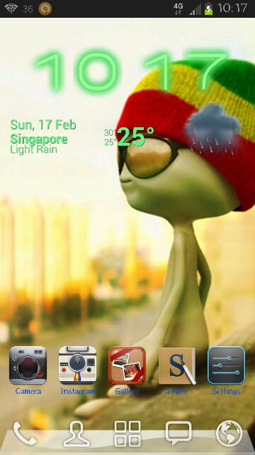 Home screens... Let's see what you got.-uploadfromtaptalk1361067528428.jpg