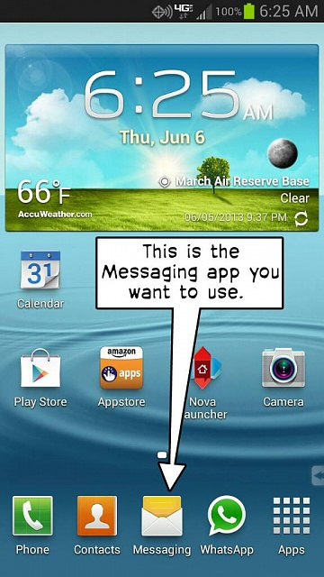 New to Android and have a text question-uploadfromtaptalk1370525439394.jpg