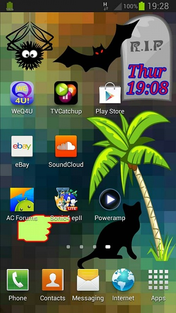 Home screens... Let's see what you got.-1371148373786.jpg